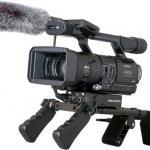 Camcorder HDV SONY HVR - Z1